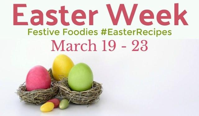 Easter Week banner