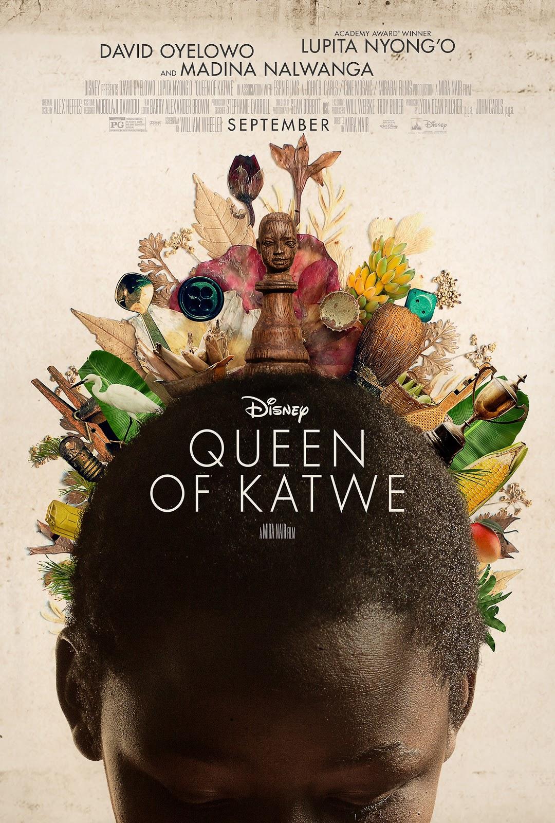 Resultado de imagen para la reina de katwe