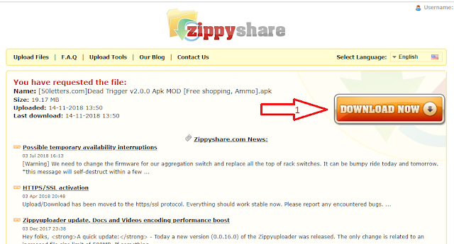 How To Download Zippyshare