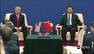 ON NOV 09 2017 DONALD TRUMP TOLD THE CHINESE CITIZENS AND THE WORLD, WE ARE FEMALE AND WE HAVE VAGINA, his Message to the WORLD Vlcsnap-2017-11-18-09h06m23s609