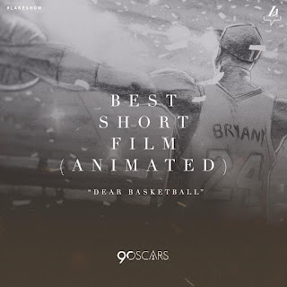 oscar academy award winner-best animated short film-dear basketball