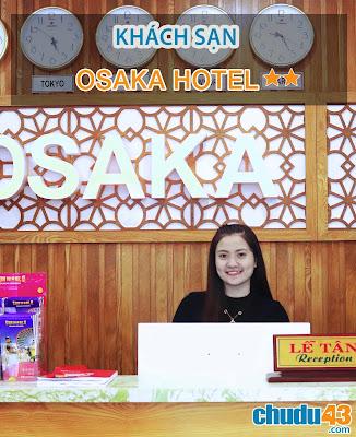 Khách sạn Osaka Đà Nẵng Hotel (Chudu43.com)
