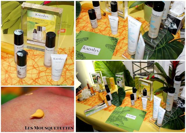 Atelier Beauté Les Victoires de la Beauté - Kadalys - Les Mousquetettes©