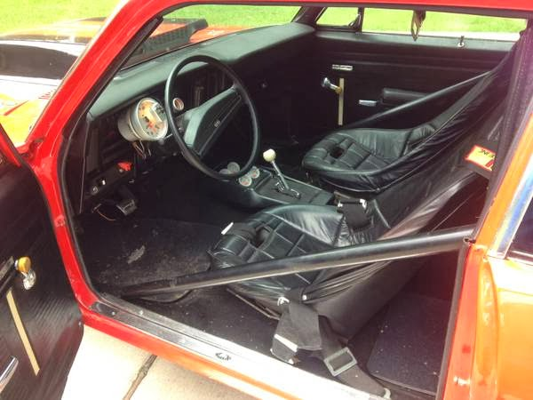 1972 Chevrolet Nova Ss Auto Restorationice
