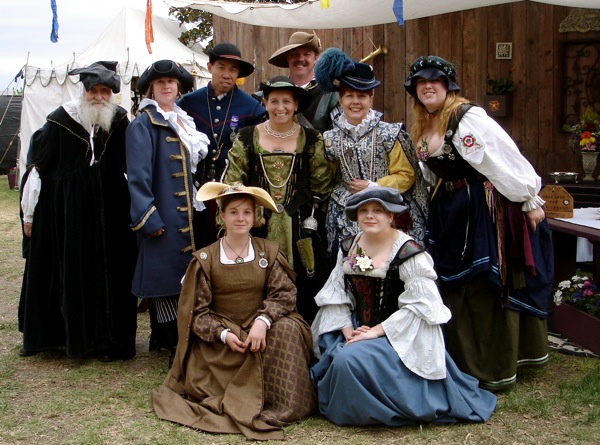 Keep calm and craft on a sampling of renaissance faire costumes now look at the picture below you probably can not guess the station in life that each actor below portrays through their renaissance costumes and if you solutioingenieria Gallery
