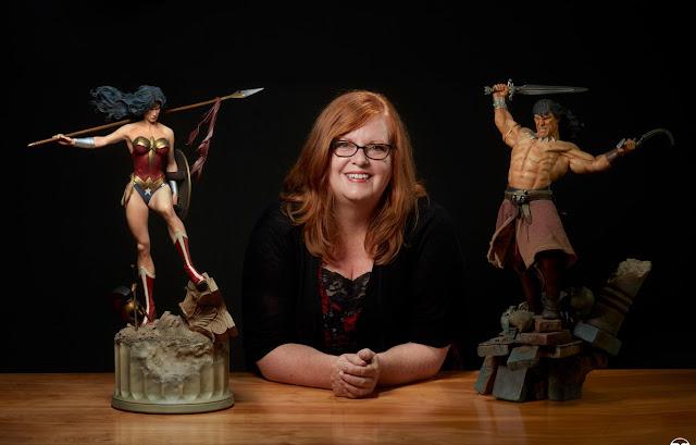 Biografi Gail Simone, Penulis Wanita Berbakat yang Pernah Menggarap Wonder Woman