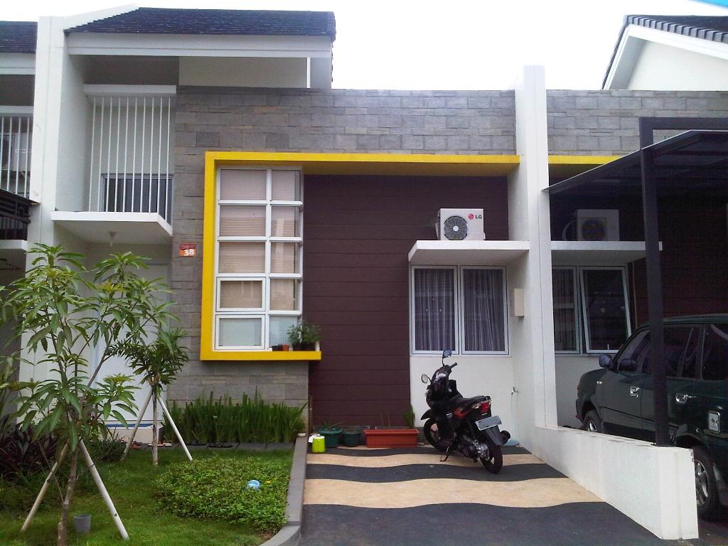 99 Kombinasi Indah Warna Cat Rumah Minimalis Type 36