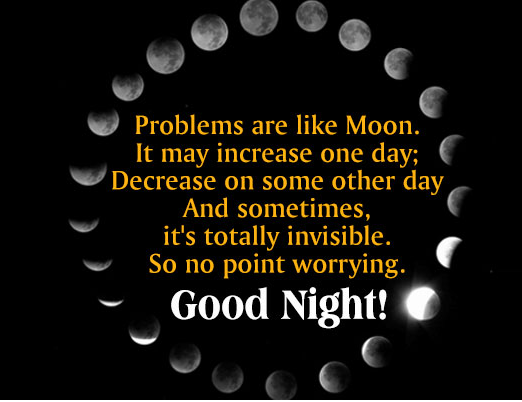 funny images of good night wishes