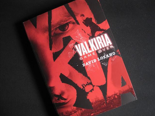 """Reseña: """"Valkiria"""", de David Lozano"""