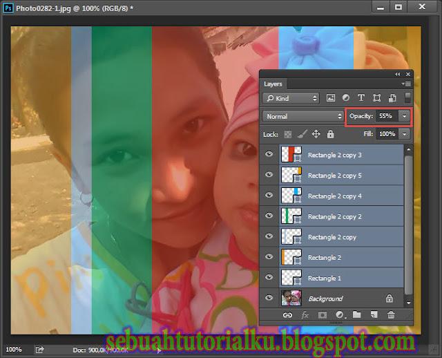 Membuat Efek Poster AADC Dengan Photoshop