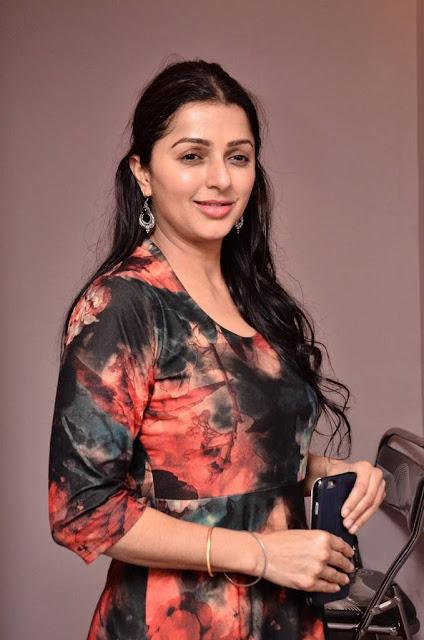Bhumika Stills At Shapes Style Lounge Opening