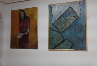 Pinturas de Amparo Méndez.