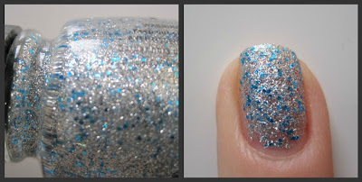 China Glaze lorelei's tiara