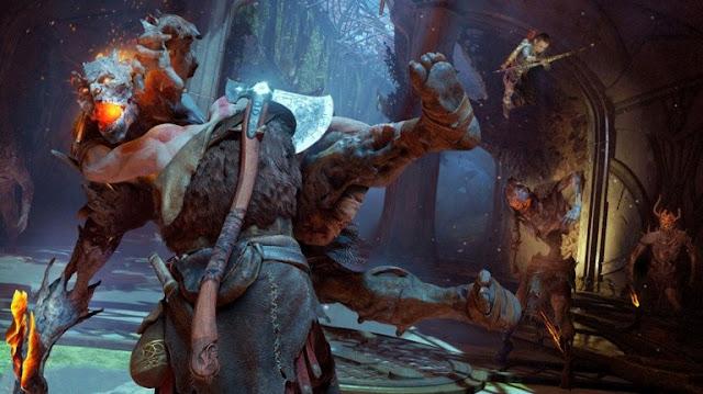 إشاعة : هذا موعد الكشف عن تاريخ إصدار لعبة God of War ...