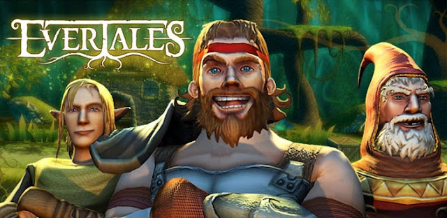 Download Evertales v1.13 Android Apk + Data Full [Atualizado + Mod Free Shopping]