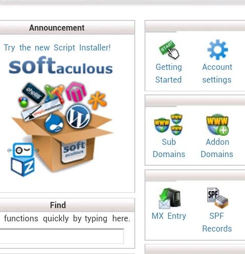 create new WordPress site free using Byethost