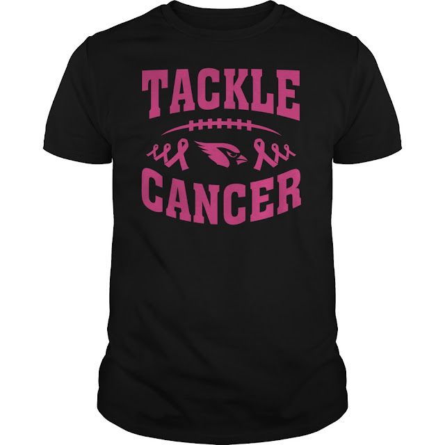 Arizona Cardinals Breast Cancer Shirt