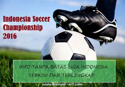 Info Tanpa Batas Liga Indonesia Terkini dan Terlengkap