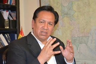 Firme respaldo a Venezuela del gobierno y organizaciones bolivianas