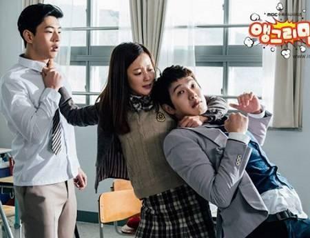 Drama korea - Angry Mom