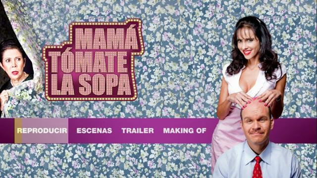 Mamá Tomate La Sopa DVDR Full NTSC Español Latino Descargar