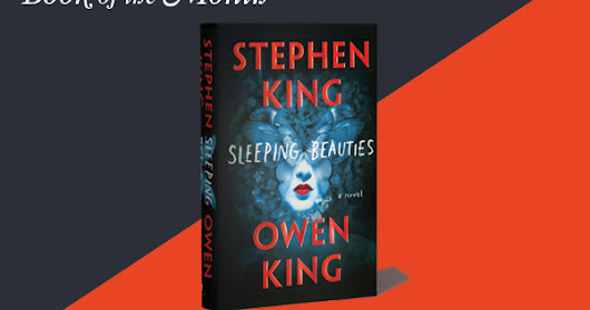Book of the Month Subscription Deal Alert - FREE Stephen King Book