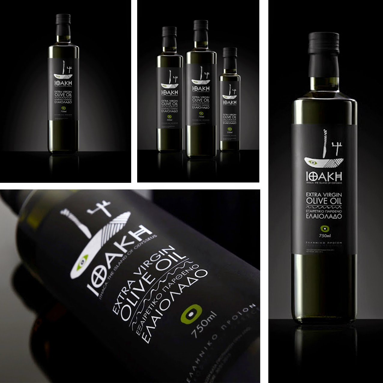olive oil packaging - The Round Button blog
