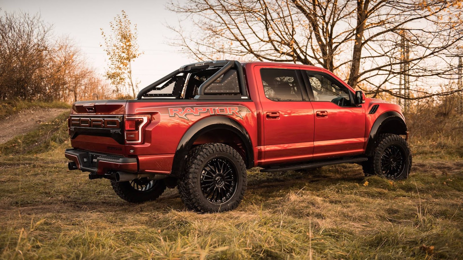 ford f 150 raptor takes a dose of steroids from geigercars. Black Bedroom Furniture Sets. Home Design Ideas