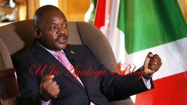 After Ruling for More Than 10 Years, Burundi President Schemes to Rule for Another 15 Years