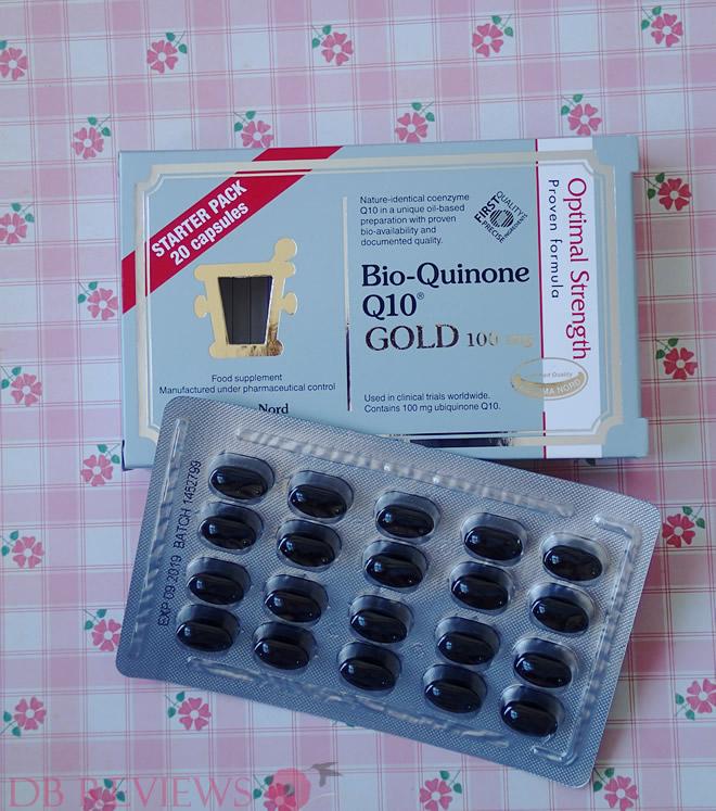 Pharma Nord Bio-Quinone Q10 Gold Supplement Review