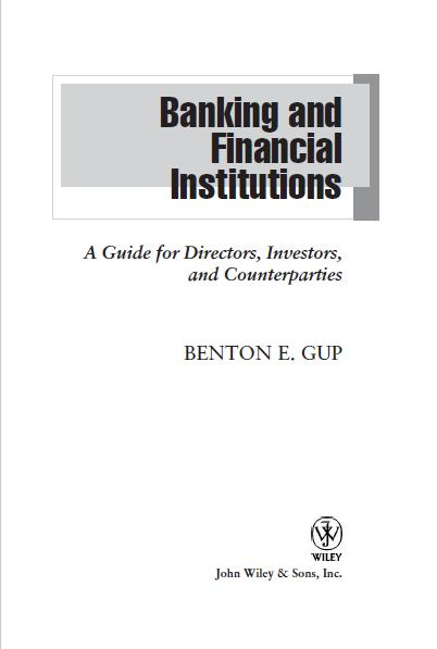 financial market and instituations solution Download all chapters of solutions manual for financial markets and institutions 7th edition by jeff madura.