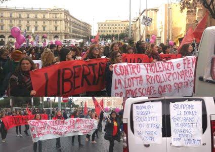 25 novembre 2017 a Roma