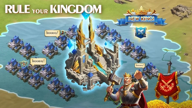 blaze of battle hileli apk indir