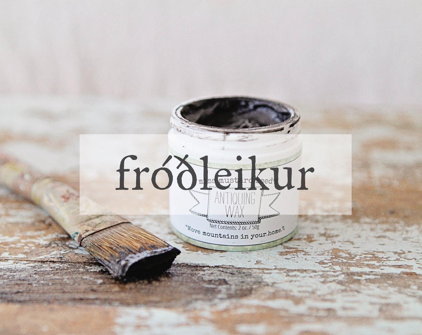 Milk Paint Fróðleikur