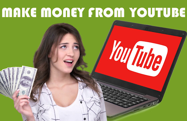 How to earn real money from YouTube, Make money with YouTube