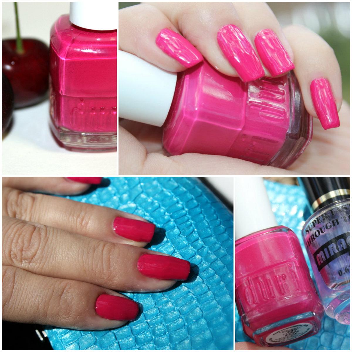 """Отзыв: Duri Лак для ногтей #557 """"Роза Тюдоров"""" – Nail polish #557 """"Tudor Rose""""."""