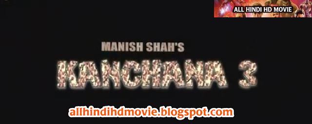 Kanchana 3 (2018) Full Movie In Hindi HD Download