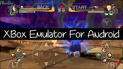 Xbox 360 Emulator Apk for Android – Play XBox Games