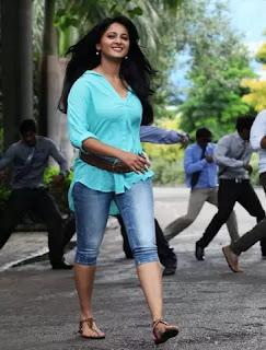 Anushka Shetty is hot beautiful sweet cute actress of South India