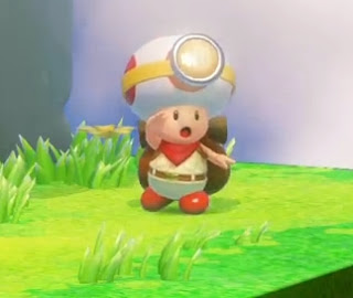GIOCO CAPTAIN TOAD : TREASURE TRACKER PER NINTENDO WII U - VIDEO TRAILER E RECENSIONE
