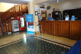 Resepsionis Airy Mergangsan Prawirotaman Dua 71 Yogyakarta
