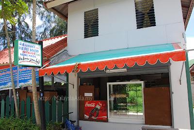 Bakery at Ko Lipe Walking Street