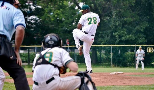 Frank Montieth, con los Bologna Athletics, es uno de los cubanos que brilla en el beisbol profesional italiano