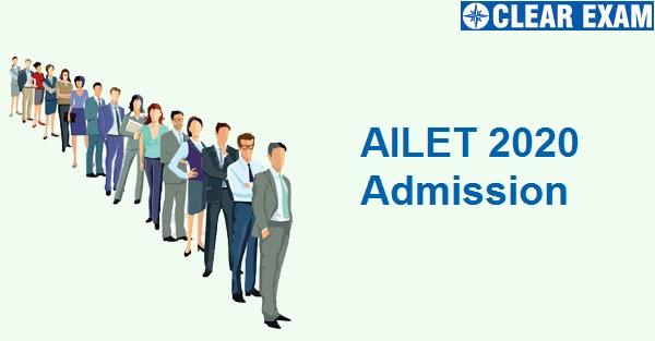 AILET 2020 Admission