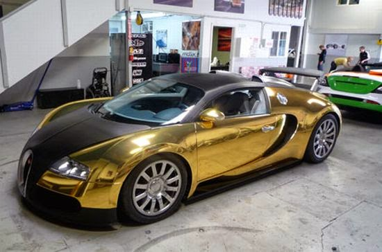 How many bugattis are in the usa