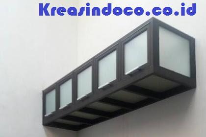 Kitchen Set Aluminium Pemasangan Di Rumah Bu Yunita Galaxy Residence Bekasi Selatan