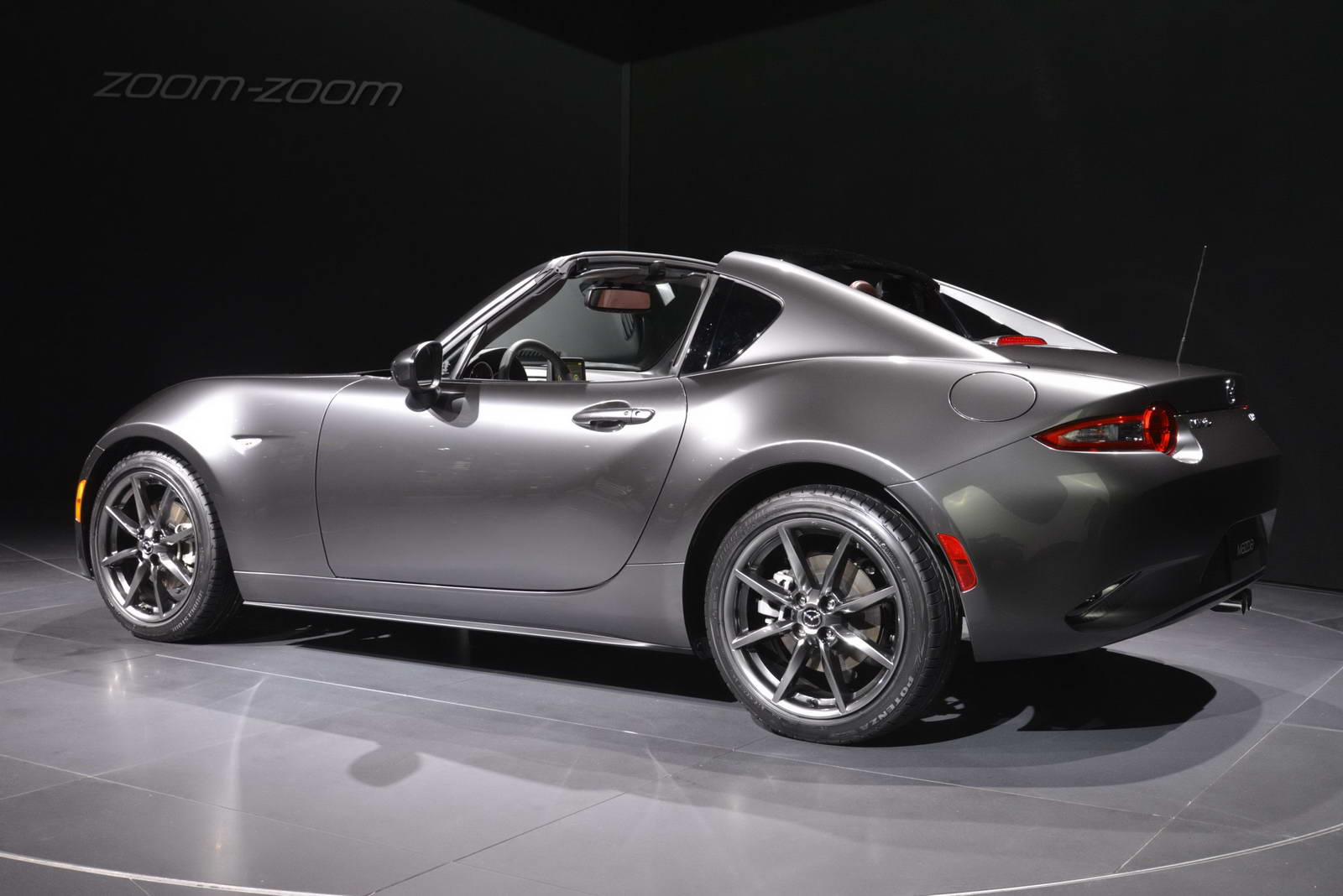 2017 Mazda MX-5 Gets Hard For NYC, Calls Itself The RF | Carscoops