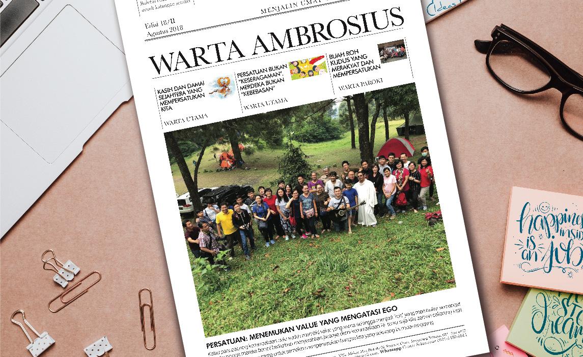 Warta Ambrosius Bulanan (Agustus 2018)