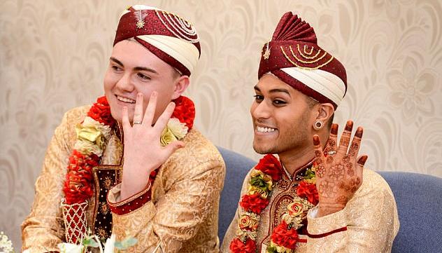 Pernikahan Gay Muslim Pertama di Dunia yang Menuai Kontroversi