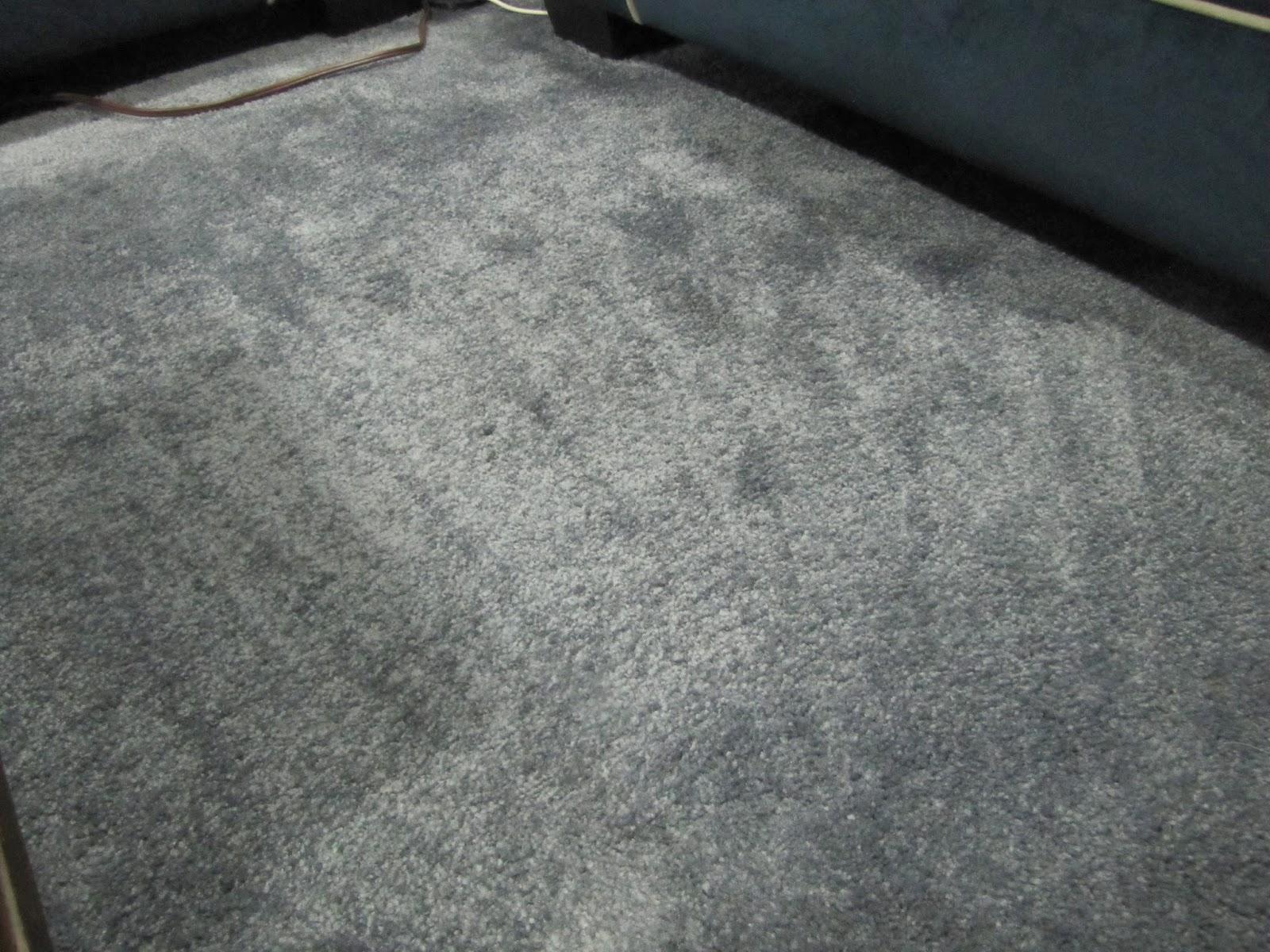 make carpet smell new